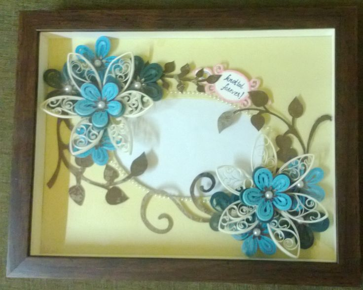 Quilling Photo Frames