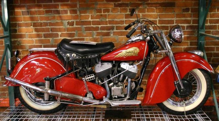 1957 Cars Restored Or Wallpapers Restored Old Chief Indian Motorcycle Indian Motorbike