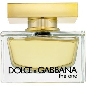perfumes mujer, THE ONE DOLCE  GABBANA