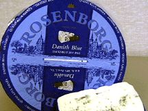 Imported Danish Blue Cheese 16 oz.