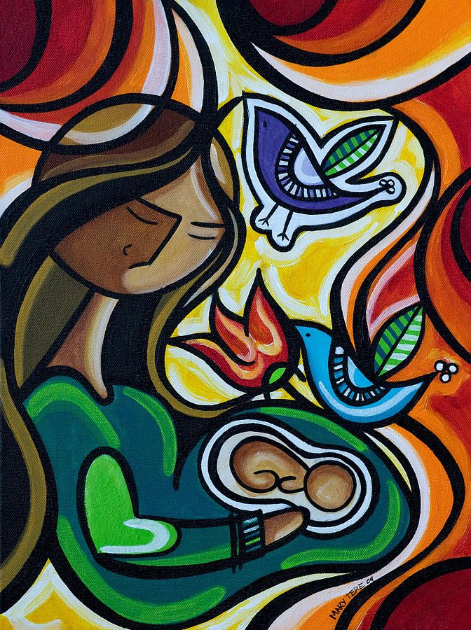 Pregnancy Abstract Art | www.pixshark.com - Images ...