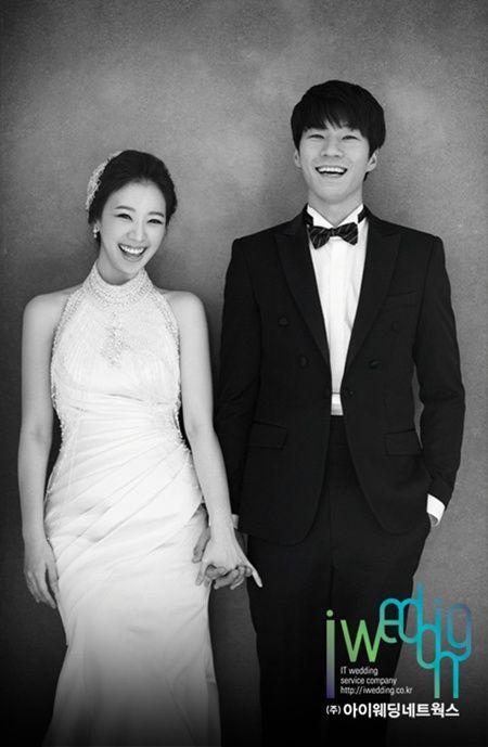 Lee Chun-Hee (actor) & Jeon Hye-jin (actress)
