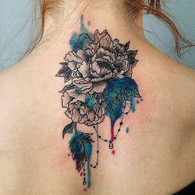 chrysanthemum tattoo japanese - Google Search