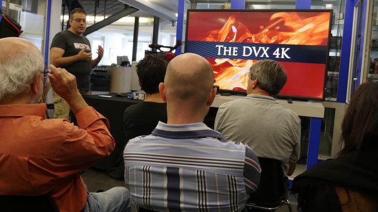 DVX 4K