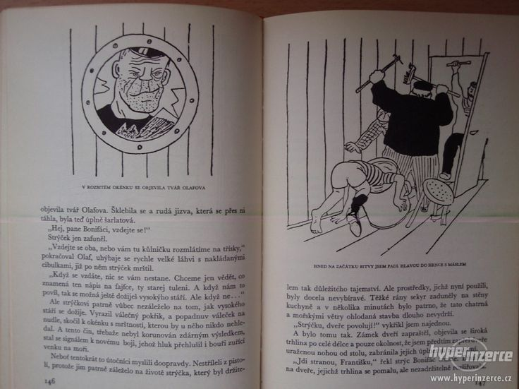 František Pilař – Dýmka strýce Bonifáce - inzerce, prodám