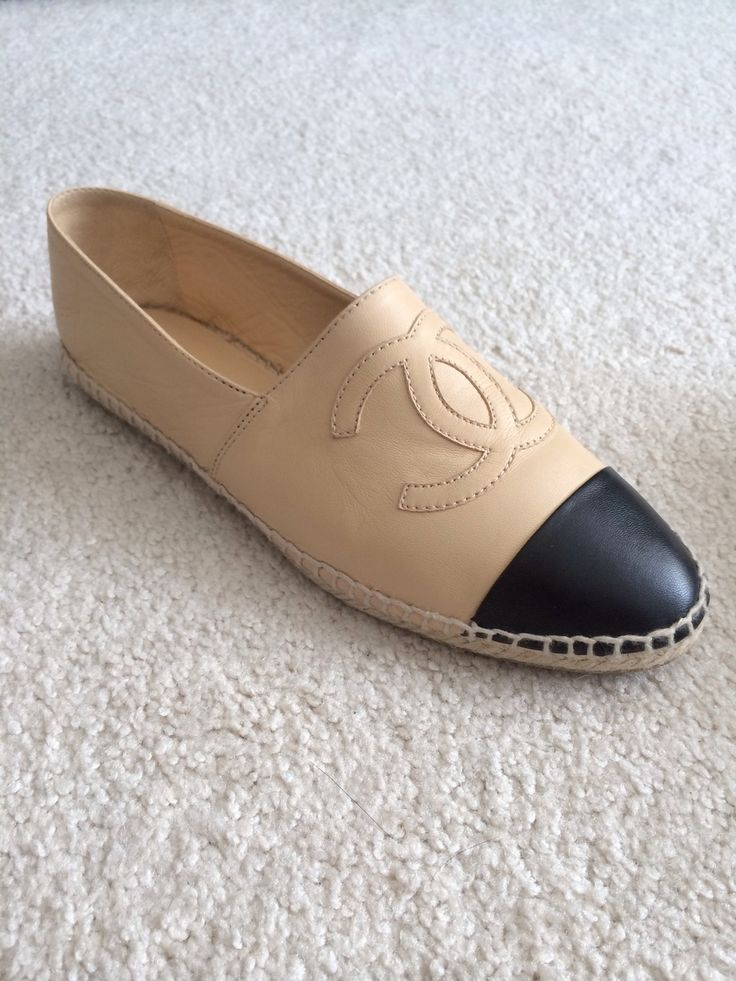 Chanel Flats @Michelle Coleman-HERS
