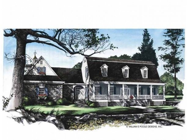 1000 ideas about gambrel roof on pinterest gambrel for Dutch colonial house plans