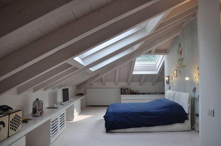 9 Extraordinary Attic Bedroom Designs Ideas  Dachzimmer