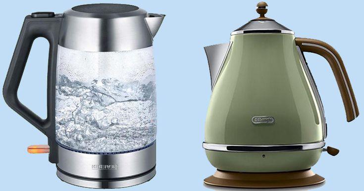 Wasserkocher ohne Plastik enthalten in der Regel weniger Schadstoffe und schonen Umwelt und Ressourcen. Utopia stellt dir fünf beliebte Produkte vor.