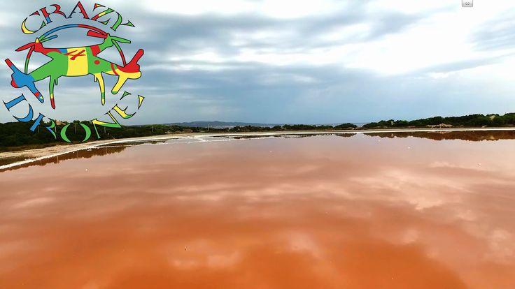 Spiaggia La Salina #Calasetta nella Sardegna del Sud-Ovest guardate questo video realizzato con un drone..vi lascerà senza fiato!!!