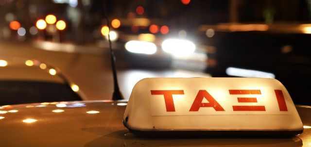 Ride-sharing Uber Taxi app takes off in Greece