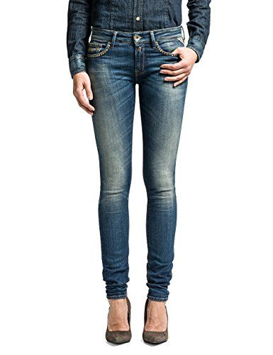 Replay Women's Trousers -  Blue - W30/ L34 Replay http://www.amazon.co.uk/dp/B00KD6MMHU/ref=cm_sw_r_pi_dp_7TP9wb0SH5B7X