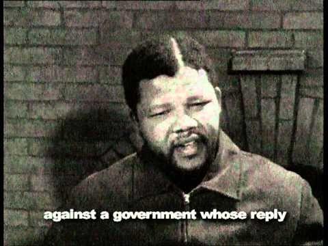 Nelson Mandela's Life Story - YouTube