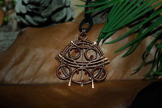 Celestial Sphere 14 Steampunk copper handmade by CalistoBreeze