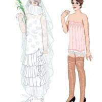Give a like for free printable #paperdolls