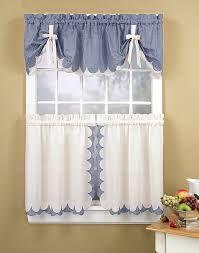 pinterest kitchen curtains - Google Search