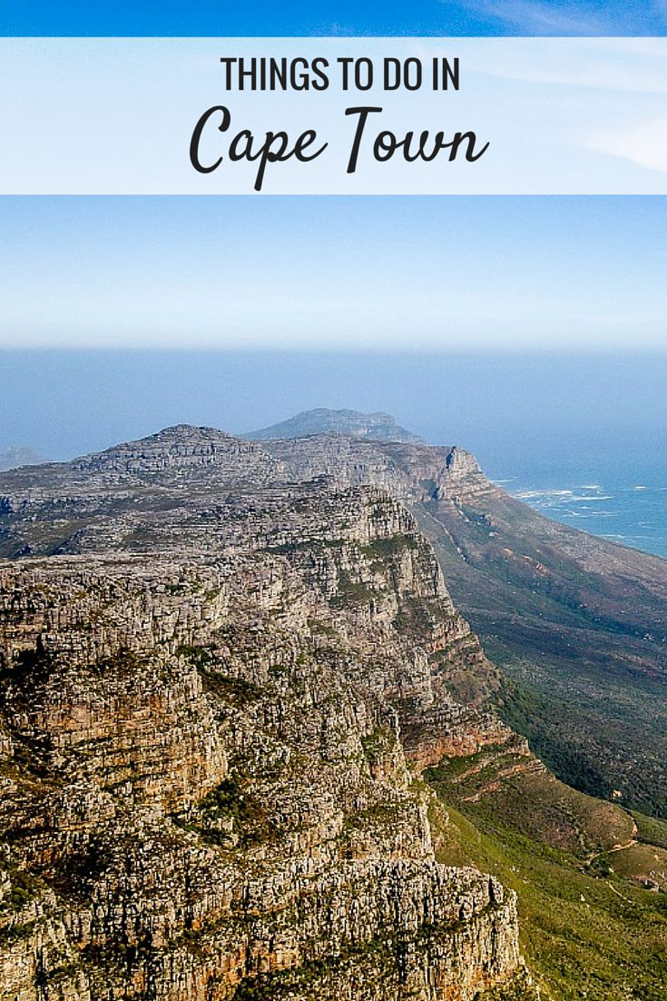 There are lots of great things to do in Cape Town, South Africa, including visiting Table Mountain and the V&A Waterfront and driving the Cape Point Route | Exploring the Top Cape Town Attractions