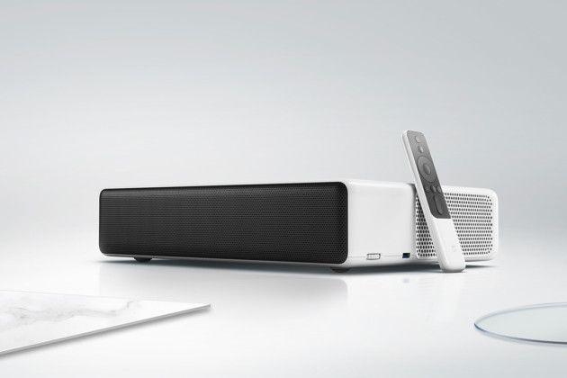 Xiaomi Mi Laser Projector : un vidéoprojecteur courte portée très prometteur - http://www.frandroid.com/marques/xiaomi/446803_xiaomi-mi-laser-projector-un-videoprojecteur-courte-portee-tres-prometteur  #TV, #Xiaomi