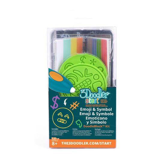 3Doodler® Start Emoji & Symbol DoodleBlock™ Kit