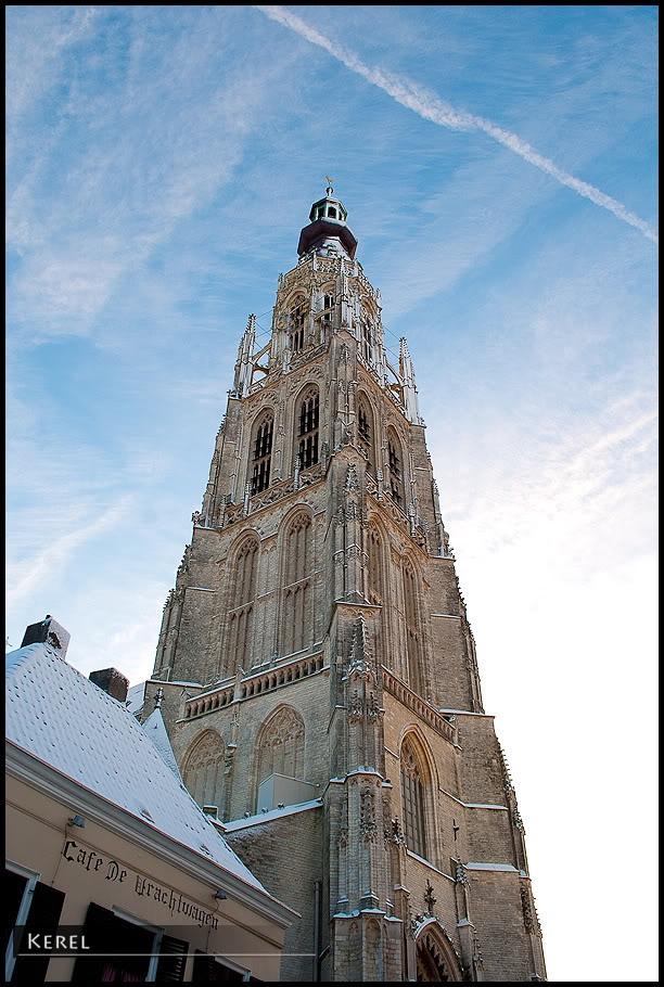 Grote Kerk Breda the Netherlands
