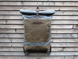 waxed canvas backpack - Google Search