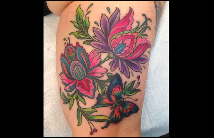 Kim Saigh | Memoir Tattoo