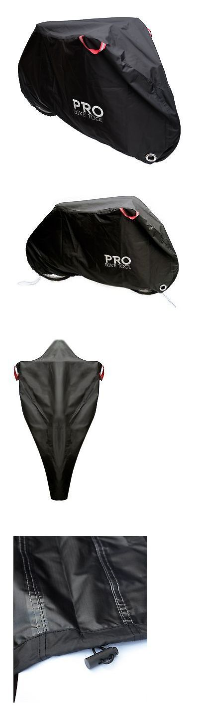 Bicycle Transport Cases and Bags 177835: Pro Bike Cover For Outdoor Bicycle Storage - Large - Heavy Duty Ripstop Mater... -> BUY IT NOW ONLY: $37.28 on eBay!