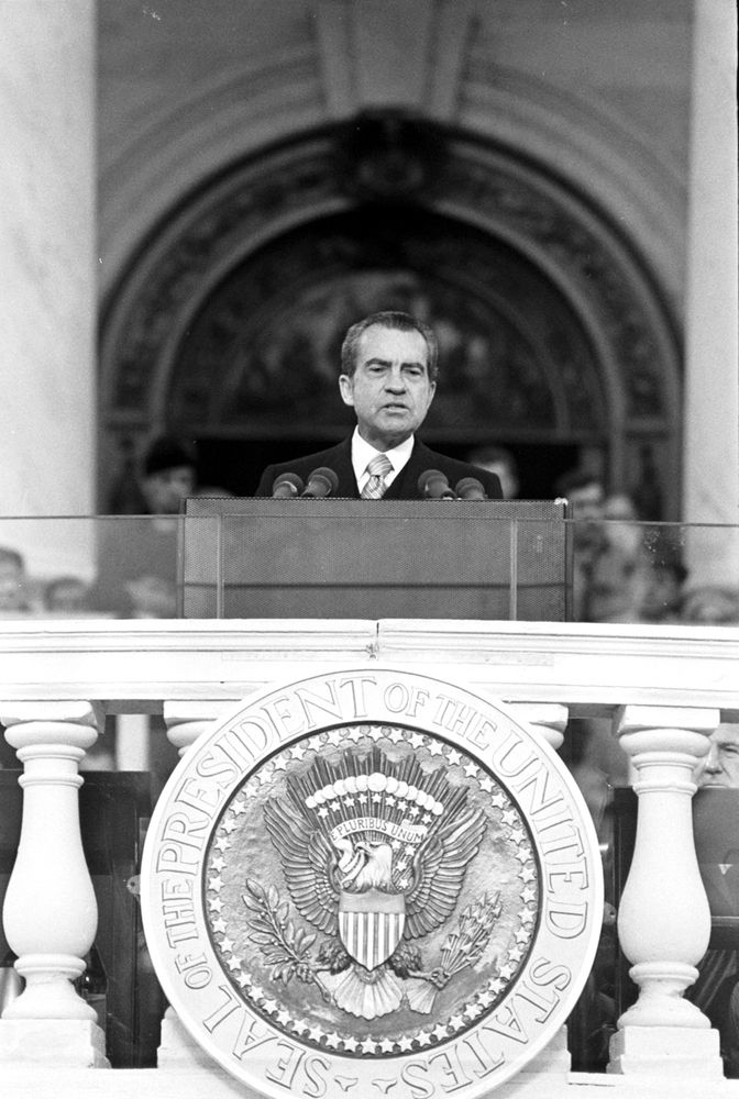 an introduction to the history of the president richard m nixon John dean, former counsel to president richard m nixon, joins other experts and character witnesses in testifying during the final stage of the confirmation hearing for president donald trump's.