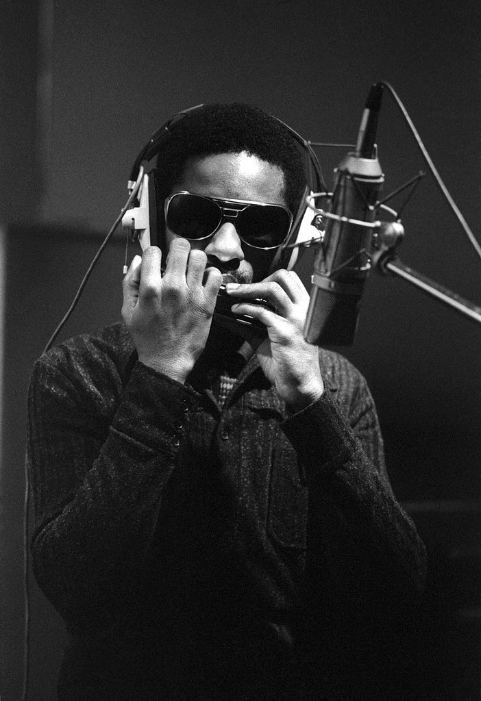 Sonic Editions - The NME Collection: Stevie Wonder in the studio