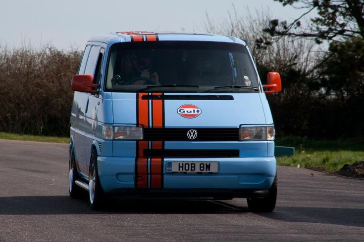 paint job vw t4 stripes - Google Search