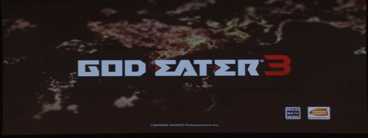 Bandai Namco announced God Eater 3, the latest entry in the company's action role-playing game series, with a teaser trailer for the title...