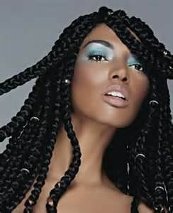 Super Jumbo Box braids: Nature Beauty, Cocoa Beauty, Nature Hairs, Hairs Glories, Beauty Boxes, Chunky Braids, Boho Boxes Braids, Hairs Styles, African Braids Hairstyles