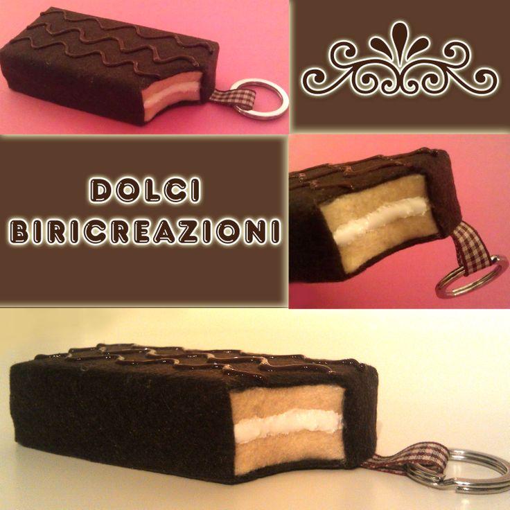 merendina al cioccolato di pannolenci
