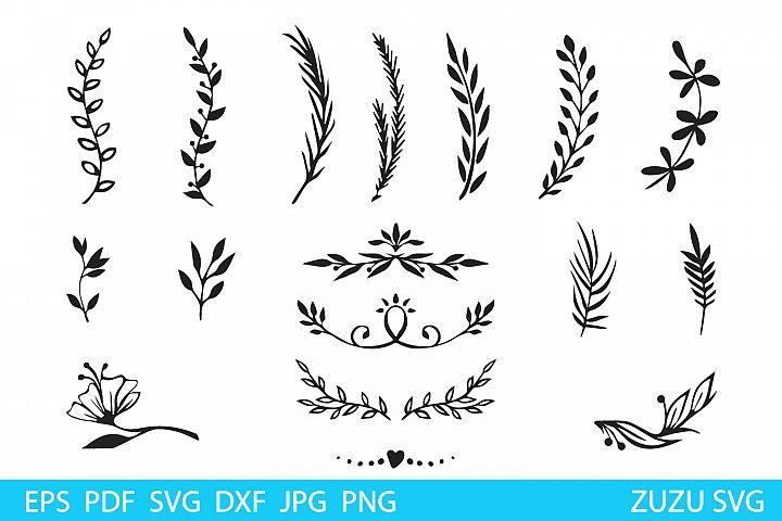 svg branch leaf leaves file branches block bundle quilt blocks pattern designbundles