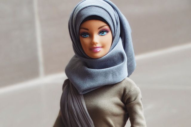 """""""Oh God"""" a 15 yr old's reply at wearing Hijab. Our daughters do not want to wear it. We face an uphill struggle!"""