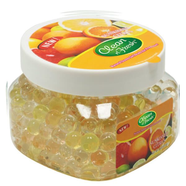 1130-3crystal beads air freshener