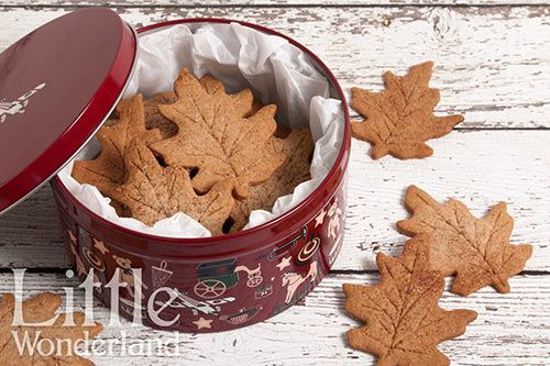 Galletas de canela | Little Wonderland