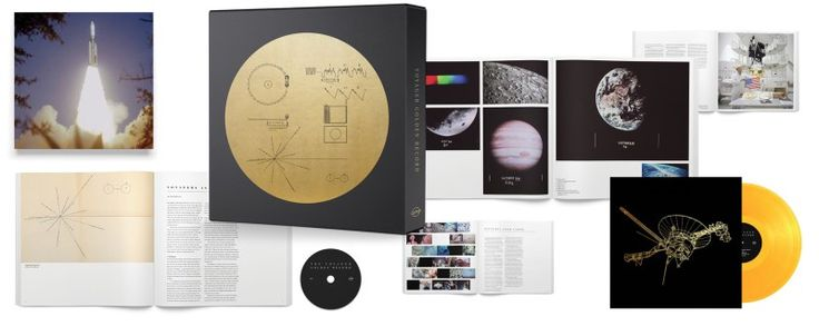 NASA to release Voyager Golden Record