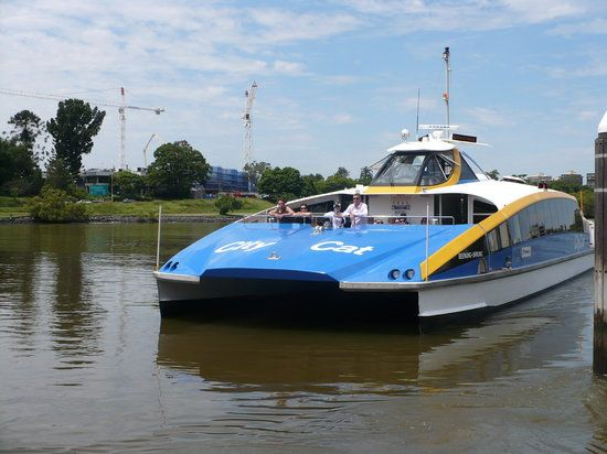 CityCat Ferry, Brisbane: ranked No.1 on TripAdvisor among 468 attractions in Brisbane.