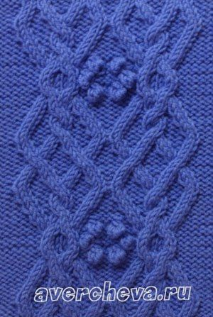 Mis Pasatiempos Amo el Crochet: Patrones varios diseños de puntos en dos agujas