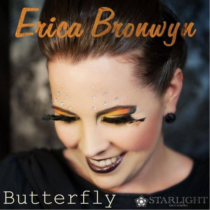 Erica's debut international single Butterfly