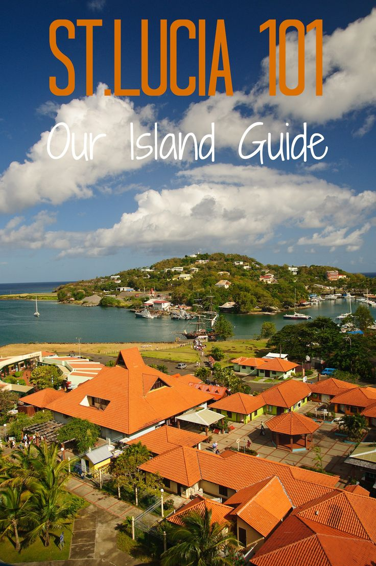 Our Island Guide to St Lucia! Find out the best resorts, restaurants, beaches, and activities! Click through to find the full St Lucia 101 guide.