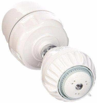 #7 Rainshow'r CQ-1000-MS Shower Filter with Massaging Shower Head