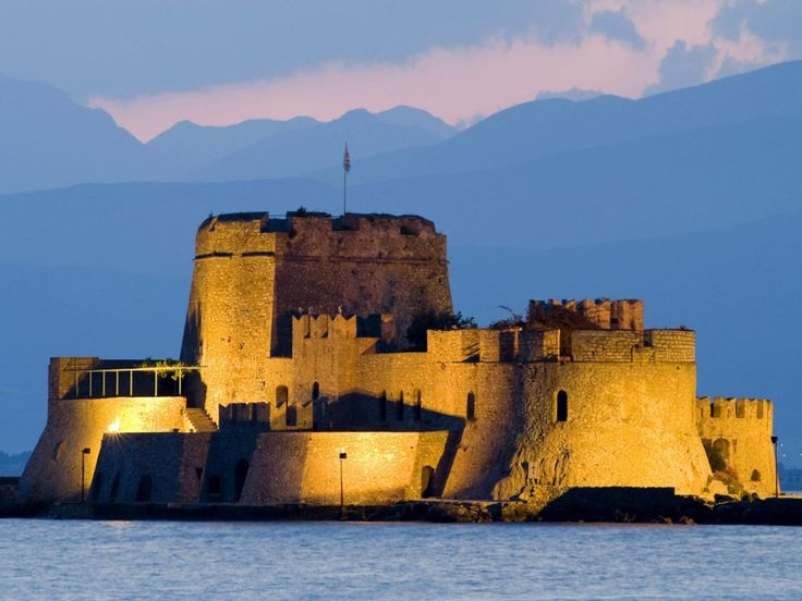 Bourtzi-Castle-Nafplio-Greece