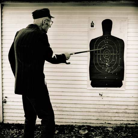 Anton Corbijn. William Burroughs