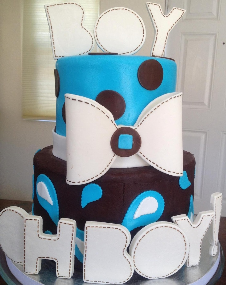 Baby Shower Cakes For Boys   Google Search