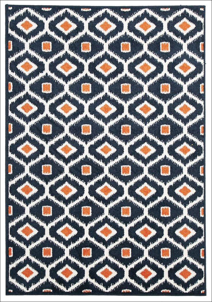 Beautiful Indoor & Outdoor Floor Rug. All weather resistent, highly durable. View here: https://www.rugsofbeauty.com.au/collections/outdoor/products/indoor-outdoor-bianca-rug-navy-orange