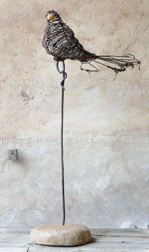 77 best Draht images on Pinterest | Wire, Wire sculptures and Sculptures