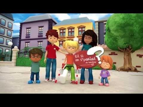 Cap vers le handicap - Les Petits CitoyensLes Petits Citoyens