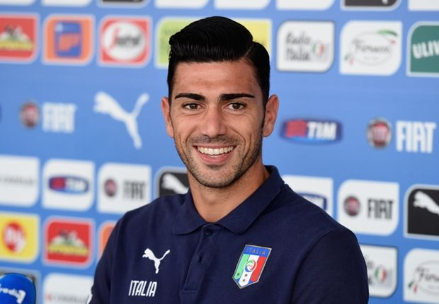 Italy exile is my fault,says Graziano Pelle